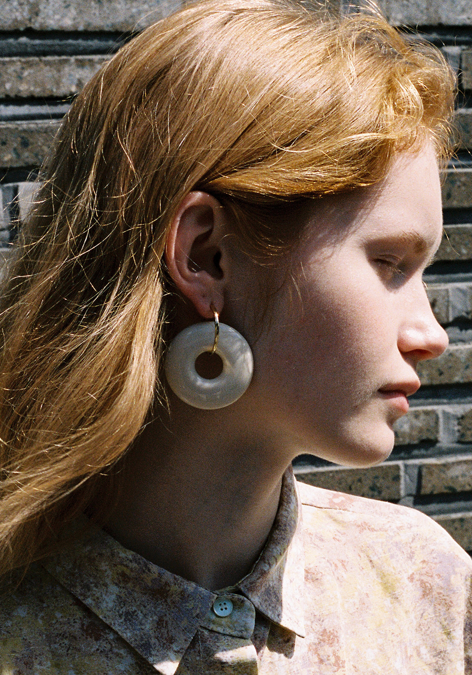 Autumnent Earring (ivory)