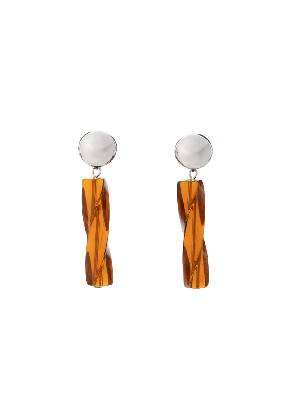 Ercole Earring (brown)