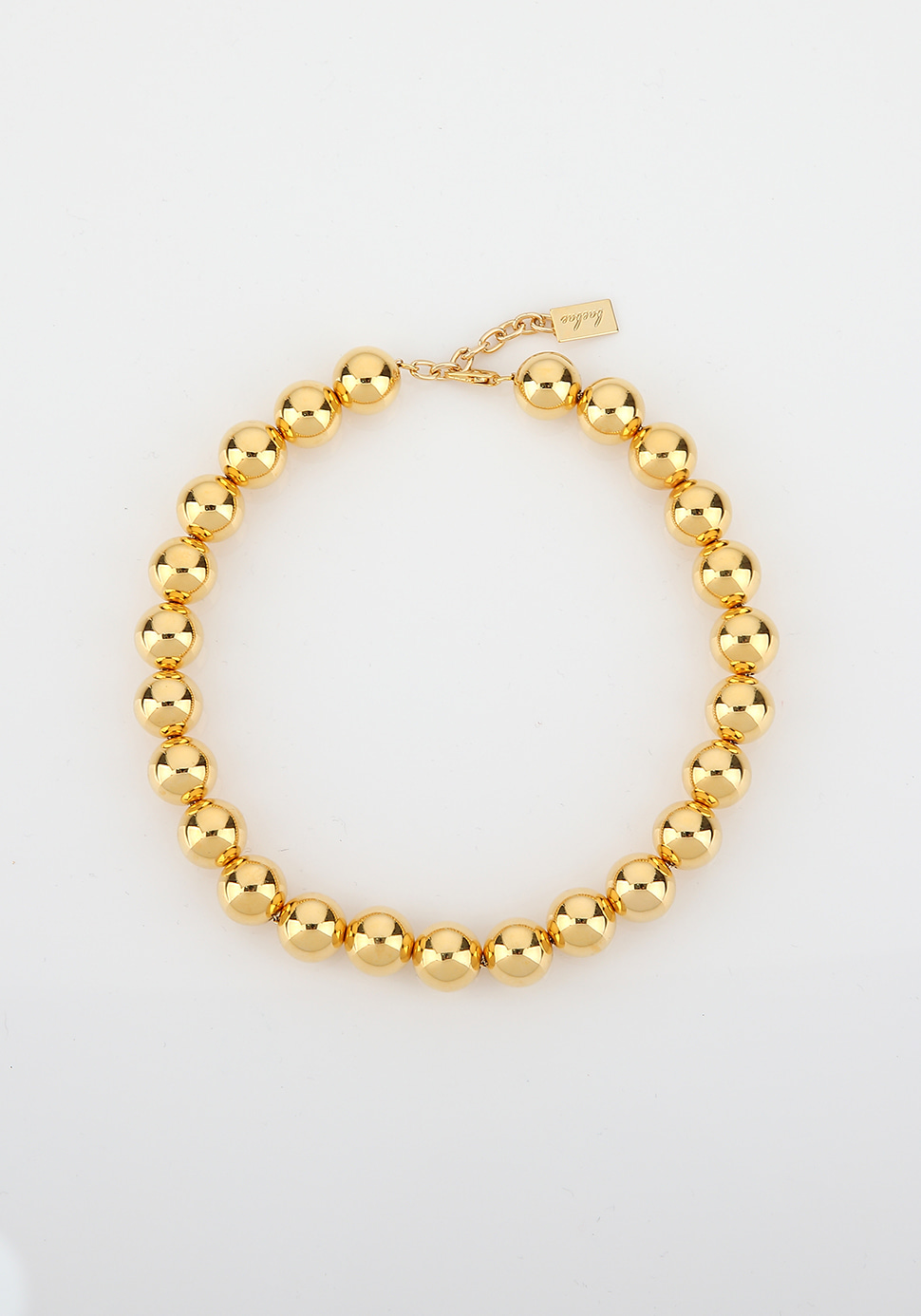 Ball Necklace (gold)