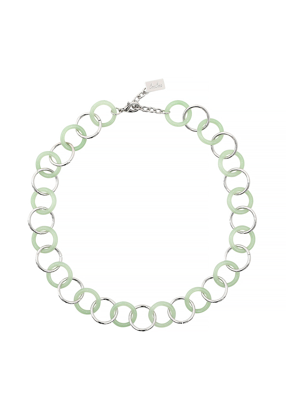 Tejer Necklace (mint)