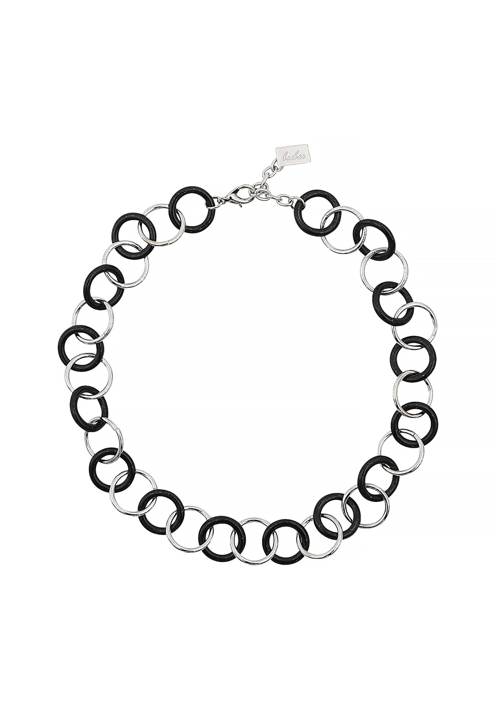 Tejer Necklace (black)
